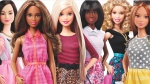 Mattel shares are rising as the company releases new Barbie dolls, on Friday, April 17, 2015.