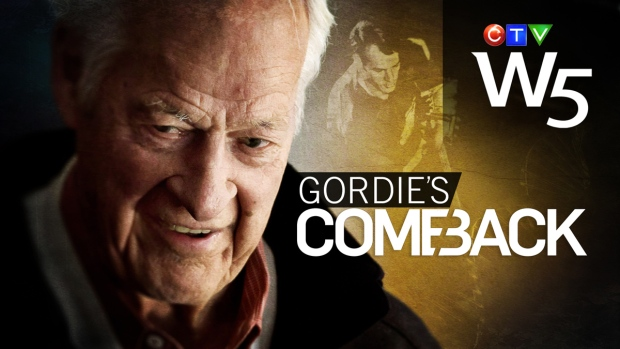 Gordie's Comeback