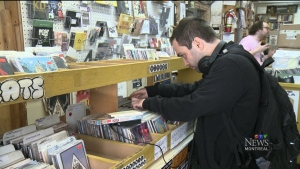 CTV Montreal: Record Store Day finds worth wait