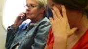 Passengers stuck on the tarmac film ordeal
