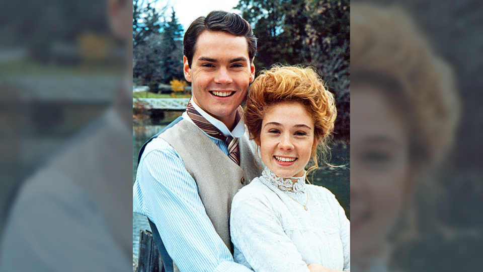 Jonathan Crombie Actor Best Know As Gilbert Blythe On