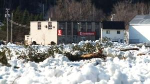 CTV National News: Ice jam leads to evacuation