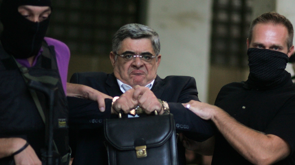 Golden Dawn leader on trial