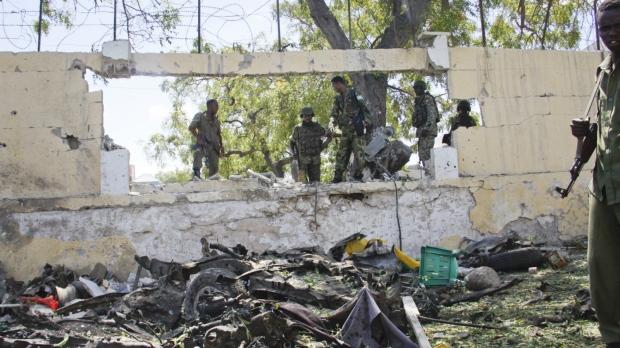 Bombings in Somalia