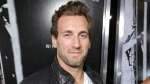 Jarret Stoll poses at a film screening in Beverly Hills, Calif., on Monday, Sept. 30, 2013. (Eric Charbonneau/Invision for Sony Pictures)