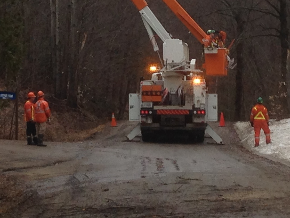 Thousands of Hydro One customers still without power in ...