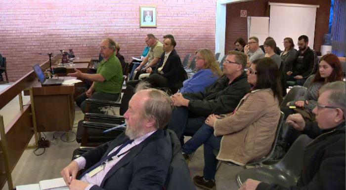 Parents debate religion in public schools
