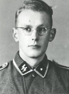 Ex Auschwitz-Birkenau guard Oskar Groening