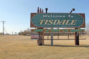 Tisdale ontario