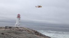 Peggys Cove rescue