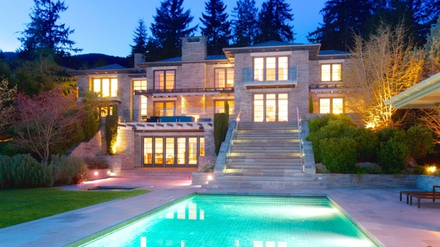 For The Uber Wealthy Luxury Priced Homes Are Now 100 Million And Up Ctv News