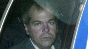 John Hinckley Jr. arrives at U.S. District Court in Washington on Nov. 18, 2003. (Evan Vucci/AP)