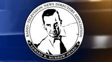 CTV Ottawa has been recognized as the winner of four regional Edward R. Murrow Awards, including best newscast.