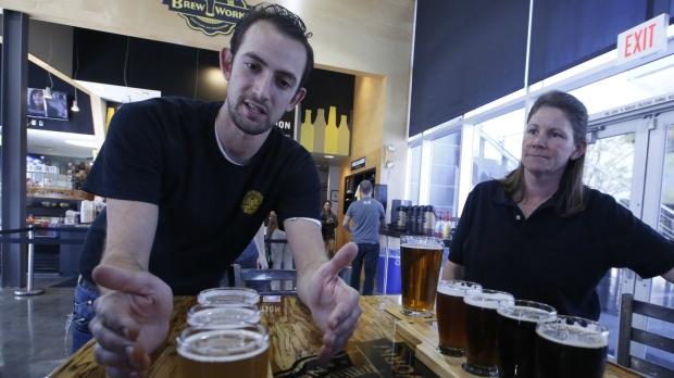 Universities teaching beer brewing