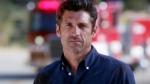 Derek 'McDreamy' Shepherd is seen in a screen grab from season 11 episode 21.
