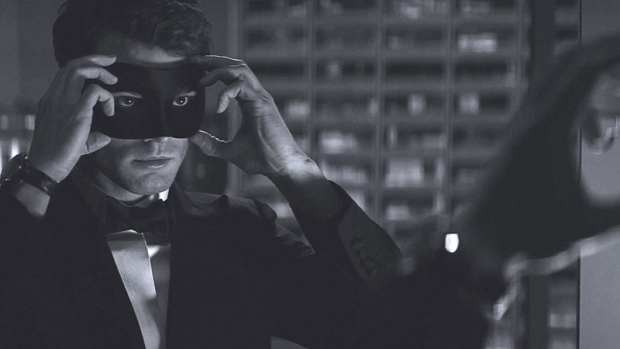 More Christian Grey is headed your way