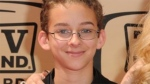 'Everybody Loves Raymond' actor Sawyer Sweeten has died at the age of 19 by a suspected suicide. He is pictured here in 2010.