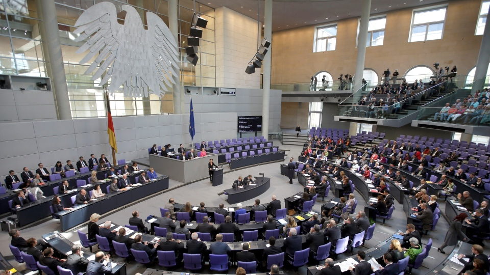 German Parliament on Armenian genocide