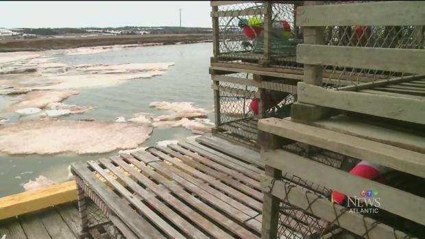 CTV Atlantic: Lobster season delayed by ice