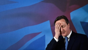 British PM forgets which football team he supports, blames 'brain fade'