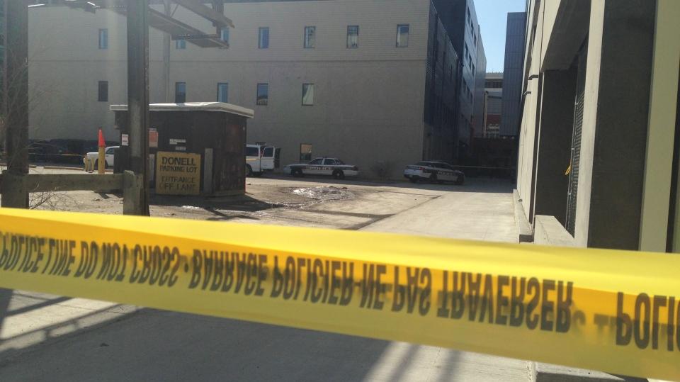 Hargrave homicide investigation