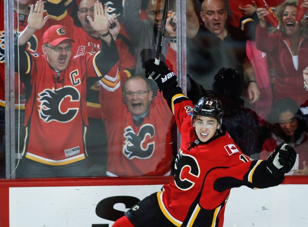 Flames Beat Canucks 7 4 In Game 6 To Advance In Stanley Cup Playoffs Ctv News