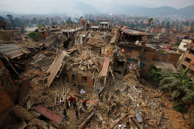 Recent Natural Disasters In Bhutan