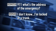 Kidnapped woman calls 911 from inside car trunk