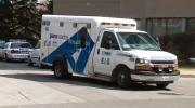 CTV Toronto: Boy, 3, falls from apartment