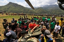 Trishuli Bazar to Kathmandu victims rescue