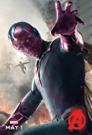 Uncomfortable suit inspired Bettany's take on Vision in 'Avengers'