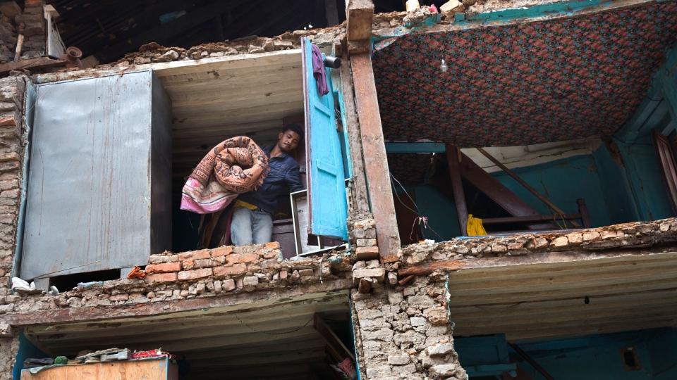 Latest Nepal Nepal Quake Latest Details