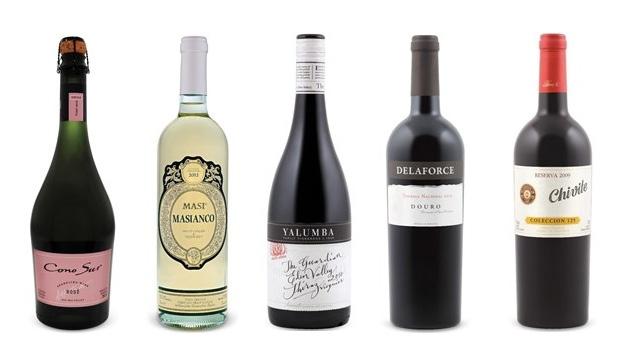 Natalie MacLean's Wines of the Week for Apr. 27