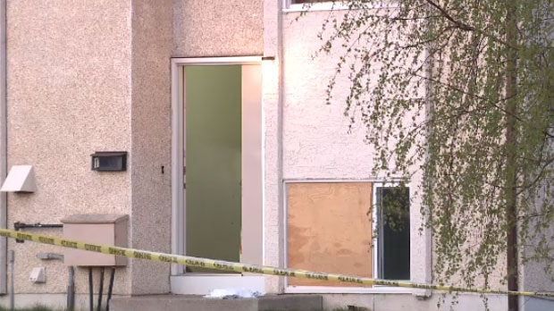 Police attended a townhouse in a building at 230 McGill Boulevard W. at about 2:30 a.m. after receiving a call from a concerned neighbour.