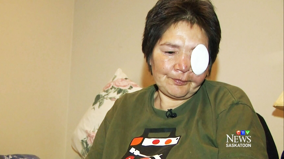 Marlene Bird, who suffered a violent attack on June 1, 2014, is seen here in this CTV file photo.