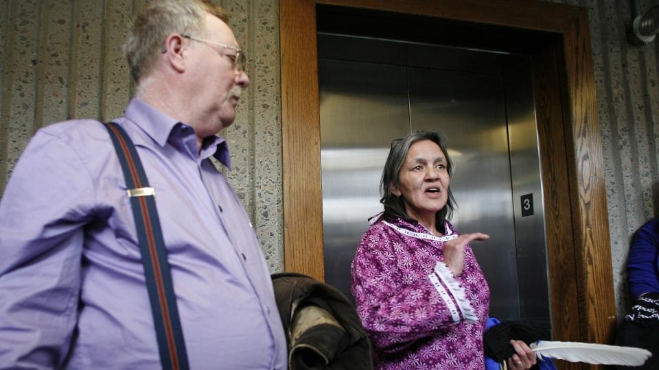 Loretta Saunders' parents react to sentencing