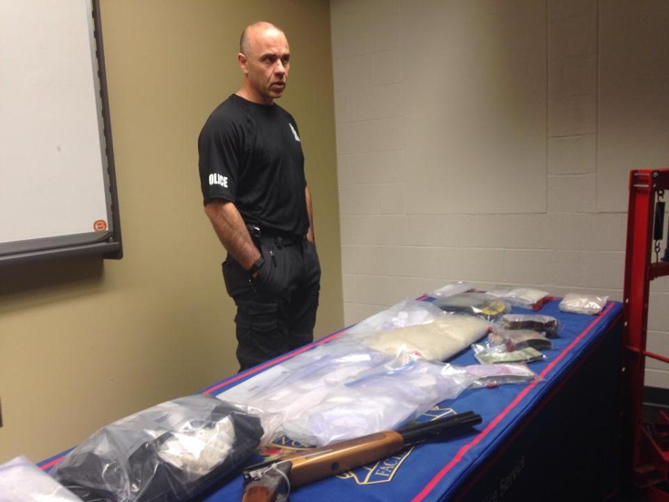 London police make large drug bust | CTV News London