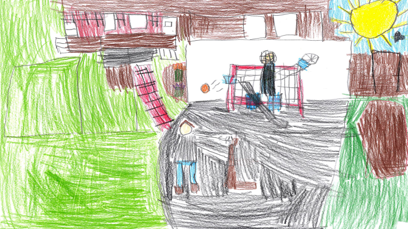 Izaac Barggraaf, 9 years old, Grade 3, St. Clare Catholic School