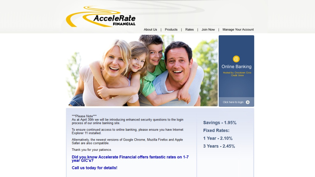 AcceleRate Financial