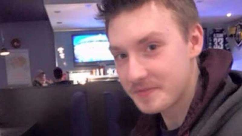 Dakota Leslie, 19, was struck and killed by a car in Abbotsford on April 30, 2015. (GoFundMe)
