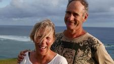 Kathy and Bruce MacMillan