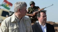 Harper makes surprise visit to Iraq