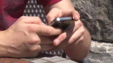 Tweet about strike lands teen in trouble