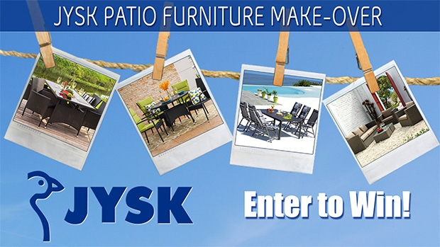Win A Patio Makeover From Jysk Canada Ctv Ottawa News