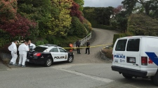 British Properties west vancouver suspicious death