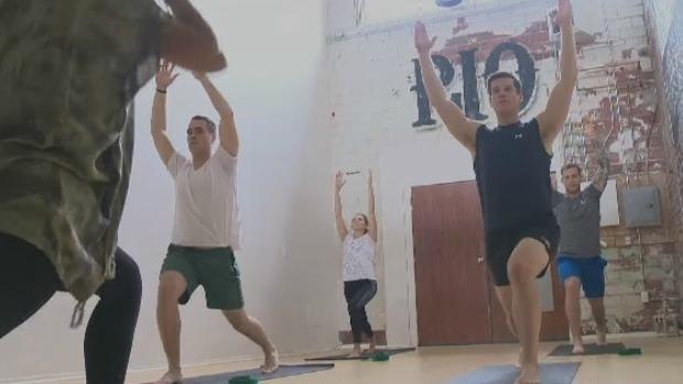 Bro-Yoga