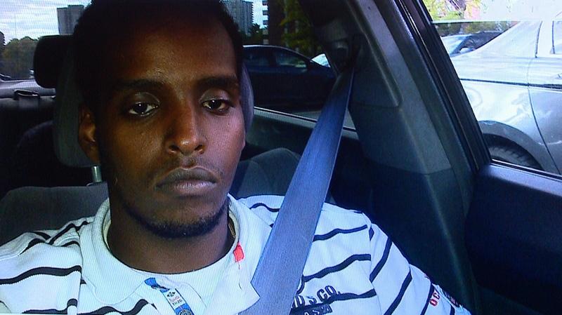 Murder victim 21-year-old Sharif Said.