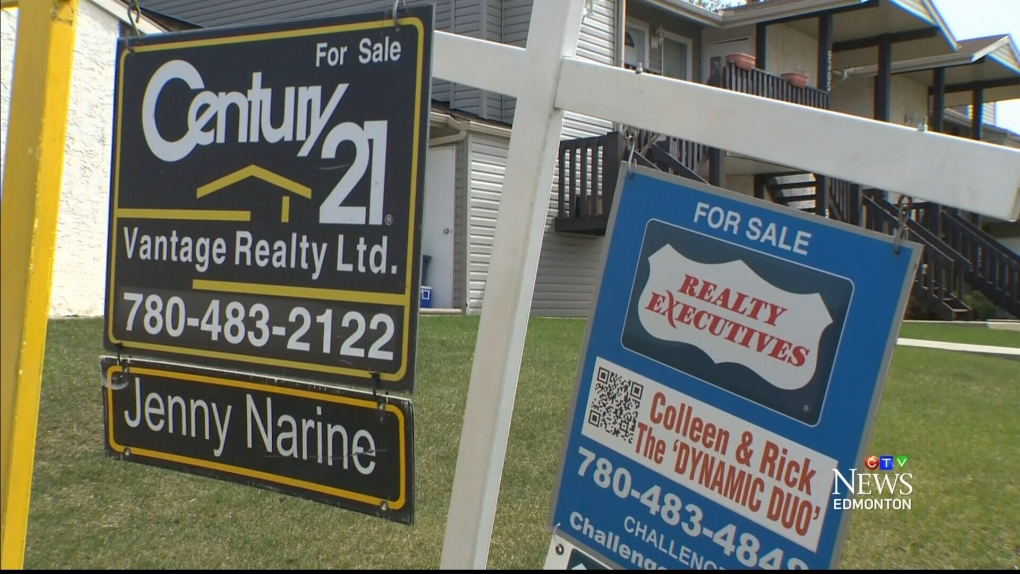 CTV Edmonton: Real estate market picking up