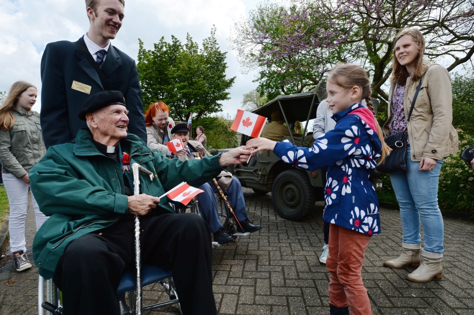Liberation day Netherlands