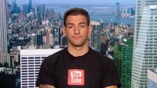 YouTube prankster Joey Salads